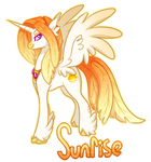 Sunrise redesign by Eve-Of-Halloween