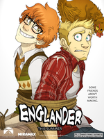 Englander Poster by AeroSocks