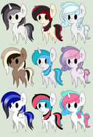 {MLP} Batch 1 - 9/9 Open by Rose--Adopts