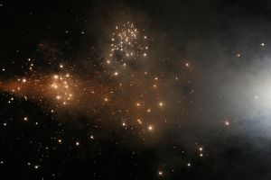 Fireworks Stock 186 by Malleni-Stock