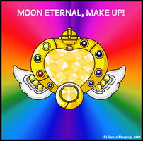 Moon Eternal, Make Up by Sweet-Blessings