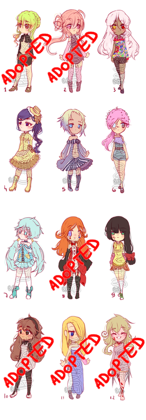 Random adopts [PRICE REDUCED] by firiitan