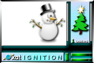 Ignition Chat Background 2 by MikeDarko