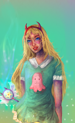 star butterfly!! by radiant-dreamer