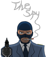 Spy 'round here by QueenJulien