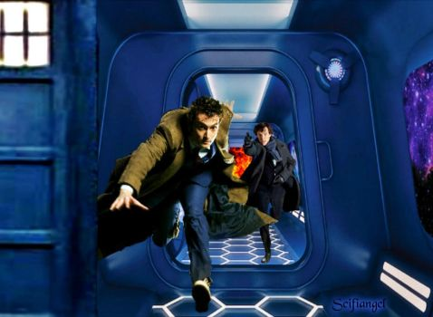 Chasing the Doctor by Scifiangel
