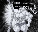 Excuses by ayanamifan