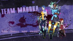 Magical Girls of Borderlands by Idonthaveanynickname