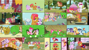 MLP FiM - S03E04 - One Bad Apple - Babs Seed by GT4tube