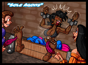138Sole Agony by GearGades