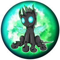 Changeling Orb by flamevulture17