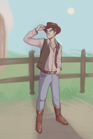 Country Boy by Cuineth