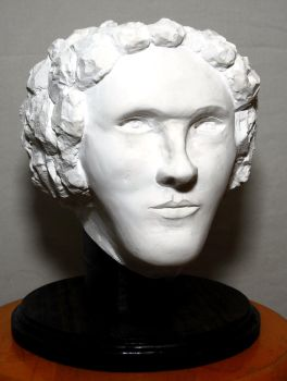 Hellenistic Bust by Valouise
