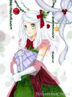 Merry Christmas! by HelianthusCrown