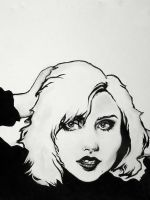 Debbie Harry by Dragon-963