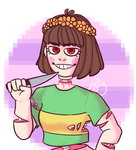 Chara GORE by SuperGirlMiner