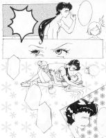 Sailor Moon Stars Doujinshi 2 by QueenKakaiyu