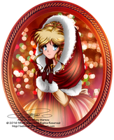 Christmas ID - Selin by tiffanymarsou