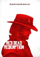 Red Dead Redemption poster by tramvaev