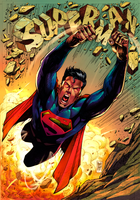 SUPERMAN COLORS by MARCIOABREU7