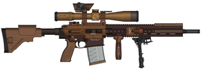 HK G28 DMR by Shockwave9001