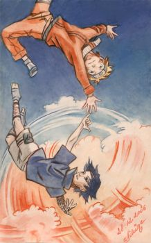Naruto: I won't let you... by Aileine