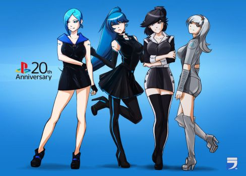 PS 20years by Layerx3