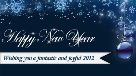 Happy New Year 2012 by ThePixelMe