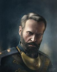 Order 1886: Perceval by Spiritius