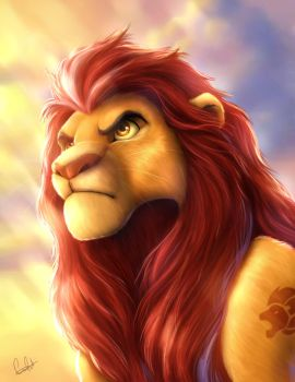 Kion by MistressAinley