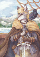 ~Way back from the northern lands~ by SnowSnow11