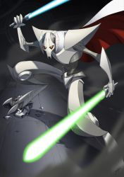 Genndy Grievous by Jeetdoh