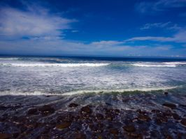 Waves and Stones by Andrei120