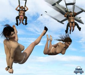 Kidnapping in the sky - 09 - Final by Daniel-Remo-Art