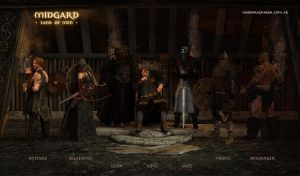 Midgard - Land of Men by warofragnarok