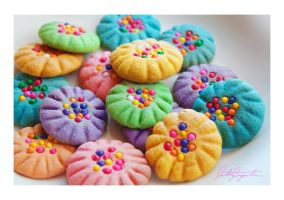 Pin Cushion Cookies by ScarletWarmth