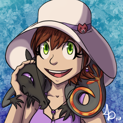 Alola Trainer and Sandalit Icon by Jessi-Mei