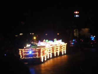 Main Street electrical  parade 24 by MightyMorphinPower4