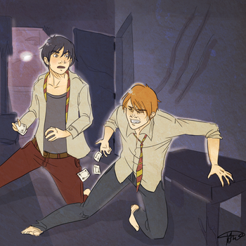 Is it Time, Remus? by Avender