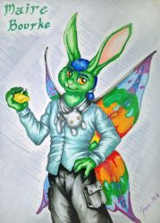 Maire's Bunny by Jianre-M