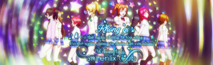 Cover quotes Shirenlix Club by Rii-Chann