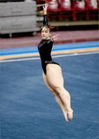 Gymnast Muscles 3 by tonyyy