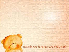 Friends are Forever by chanrkl