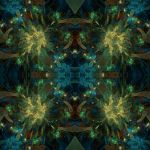 Fractal Tile - 02 by Arialgr