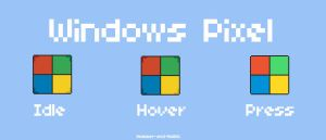 Windows Pixel by Hammer-and-Nail86