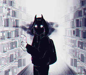 grocery store cryptid by prince-no