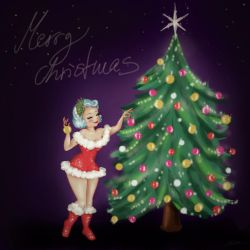 Merry Christmas!!! by lulemee
