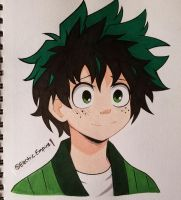 Izuku [+video] by Electric-Empire
