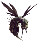 Commish 275: Monster Wasp by rhardo