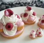 St Honore Pastries by Snowfern